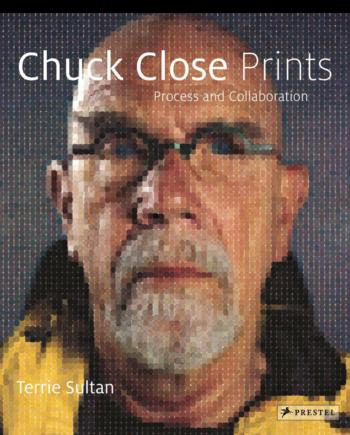Chuck Close. Prints