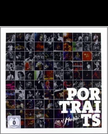 Portraits. Live at Montreux (2 DVD)