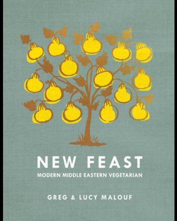 New Feast. Modern Middle Eastern Vegetarian