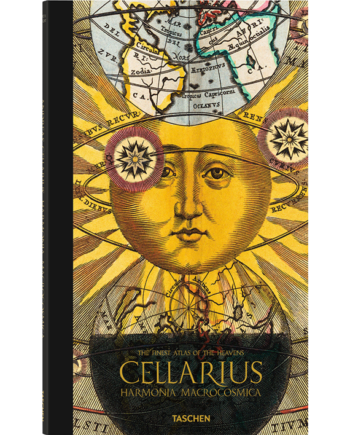 Andreas Cellarius. Harmonia Macrocosmica