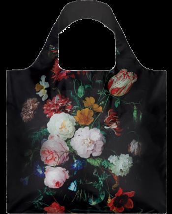 Torba. Jan Davidsz de Heem Still Life with Flowers in a Glass Vase