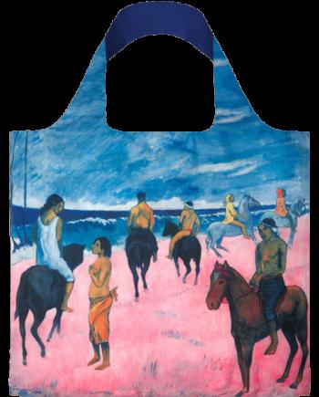 Torba. Paul Gauguin Horseman on the Beach