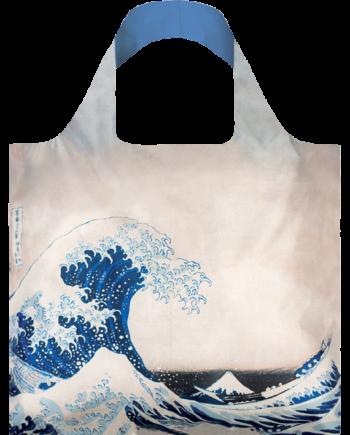 Torba. Hokusai The Great Wave