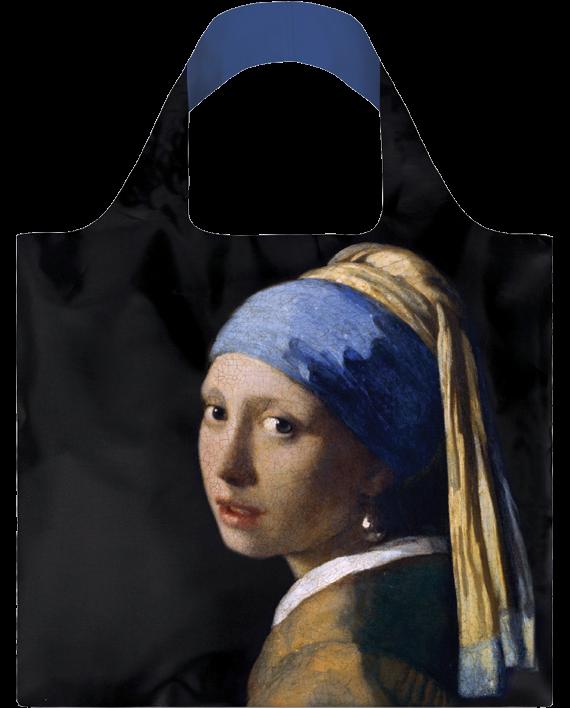 Torba. Johannes Vermeer Girl with a Pearl Earring