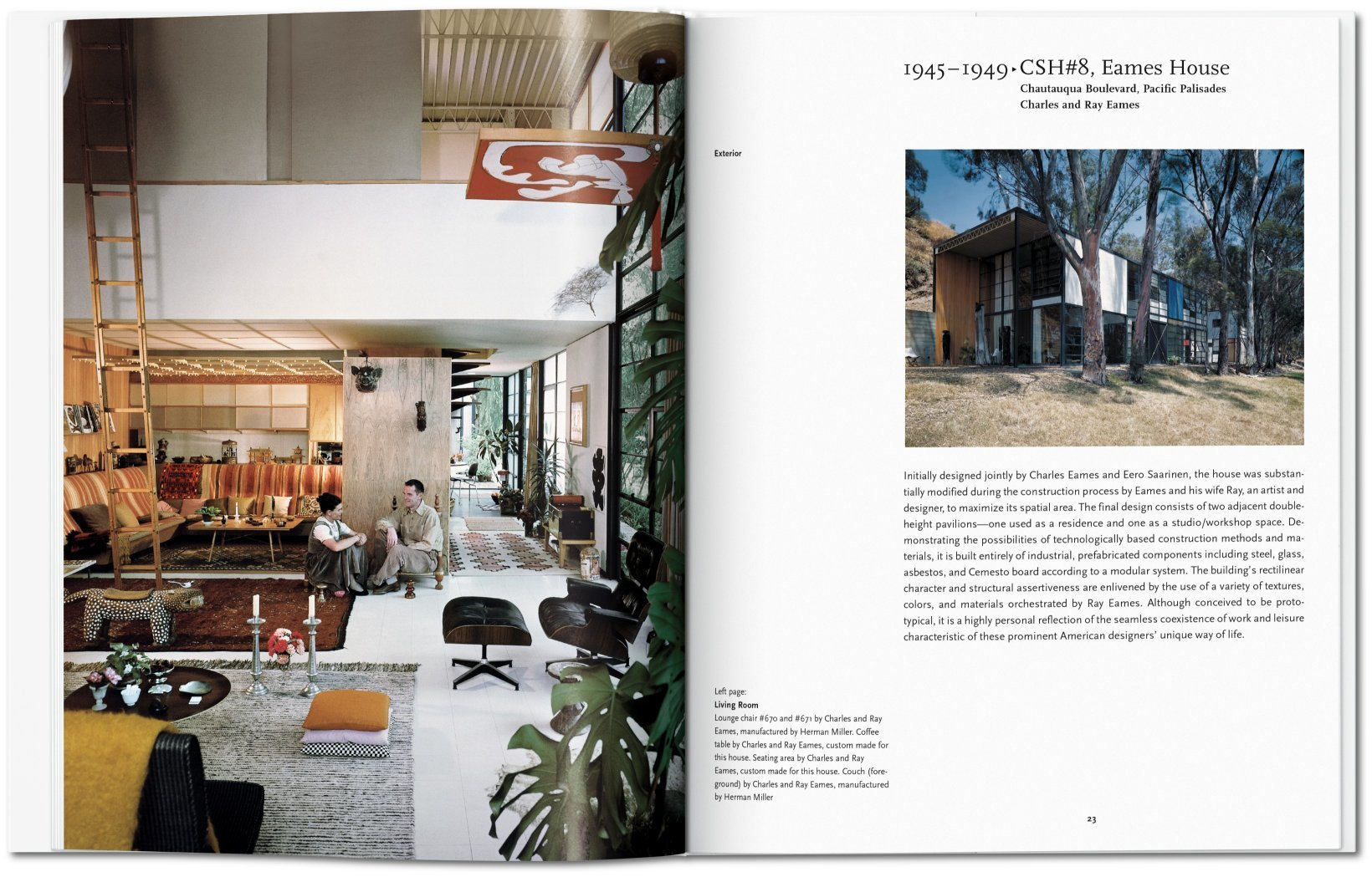 case study houses book taschen Redefining the modern home: a monumental retrospective of the case study houses program the case study house program (1945-66) was an exceptional, innovative event in the history of american architecture and remains to this day unique.