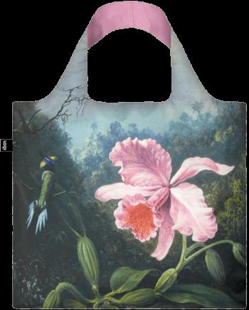 Torba. Martin Johnson Still Life with Orchid