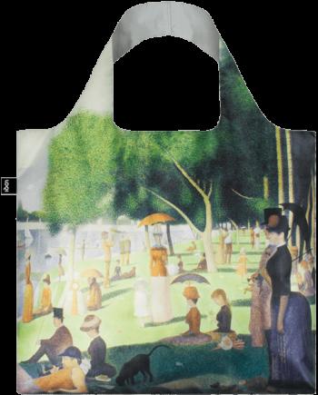 Torba. George Seurat A Sunday on the Island