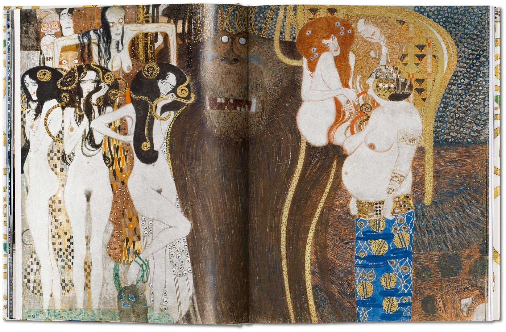 gustav klimt complete paintings tobias g natter book album. Black Bedroom Furniture Sets. Home Design Ideas