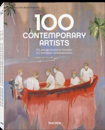 100 Contemporary Artists A-Z