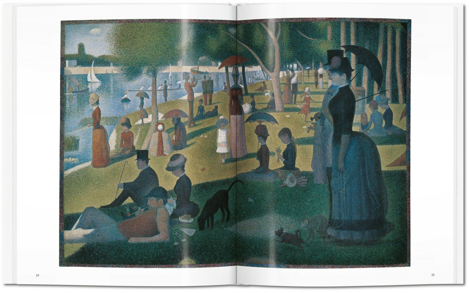 an introduction to the life of georges seurat In 1879 georges seurat left the ecole des beaux art and rented a small studio in paris he lived the reclusive life of an art fanatic, passionately devoting his time and efforts on tinkering with color theories.