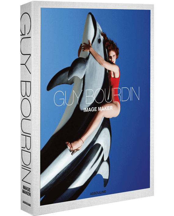 Guy Bourdin. Image Maker