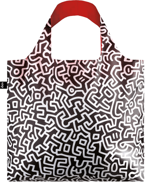 Torba. Keith Haring Untitled
