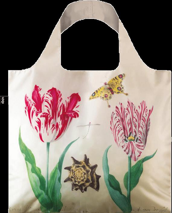 Torba. Jacob Marrel Two Tulips