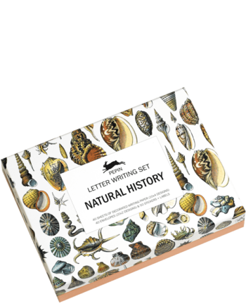 Letter Writing Set. Natural History