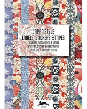 Label & Sticker Book. Japan Style